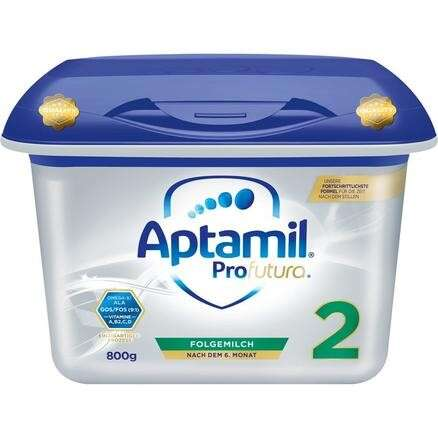 Milupa Aptamil 爱他美白金版婴儿配方奶粉
