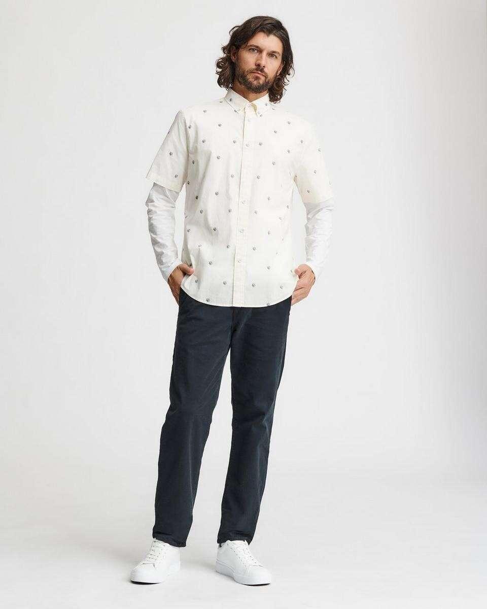 Fit 2 Short Sleeve Tomlin 衬衫