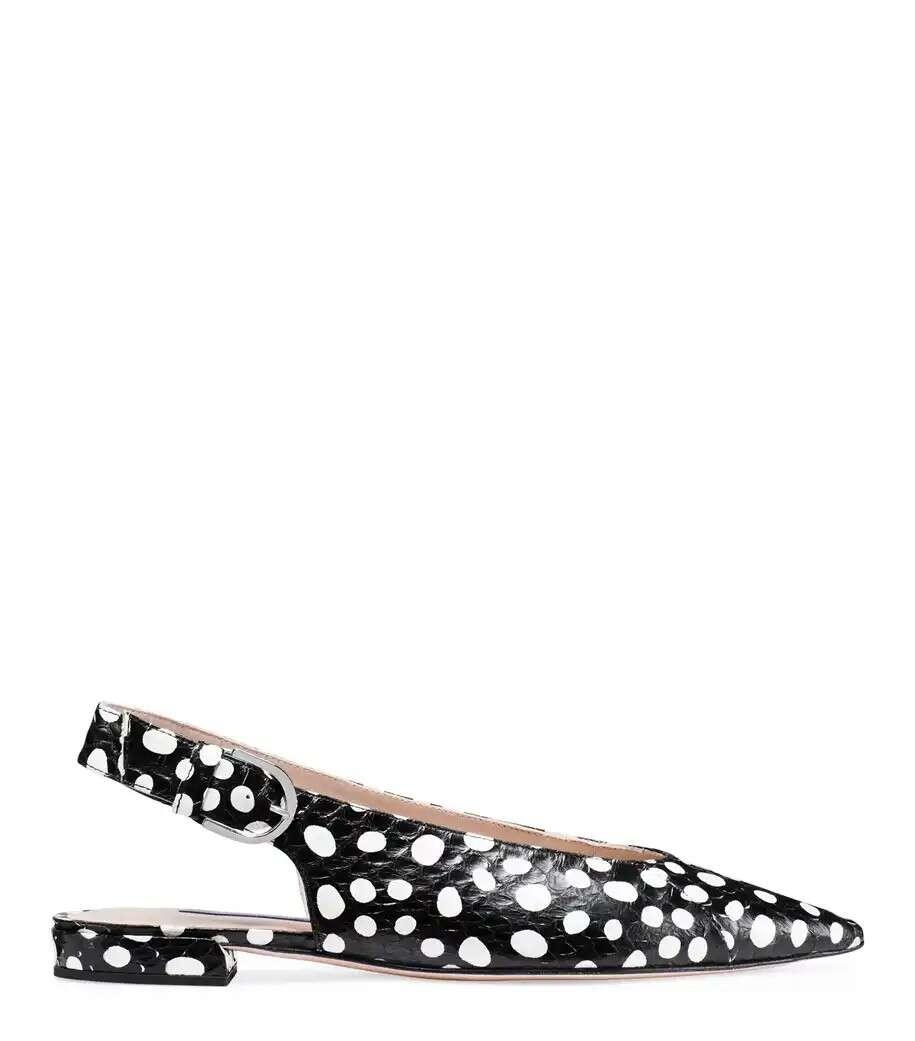 THE ADELA 平底鞋