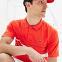 德约科维奇同款!Lacoste 法国鳄鱼 Novak Djokovic 系列 Stretch Polo衫