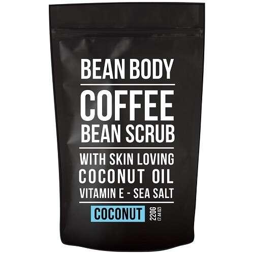 椰子咖啡豆磨砂膏 220g