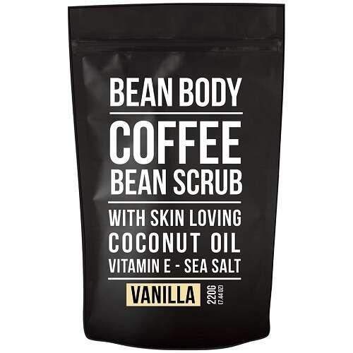 香草咖啡豆磨砂膏 220g