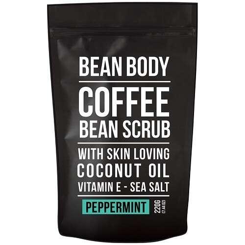 薄荷咖啡豆磨砂膏 220g
